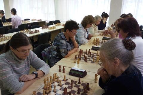 VIII Шахматы 03